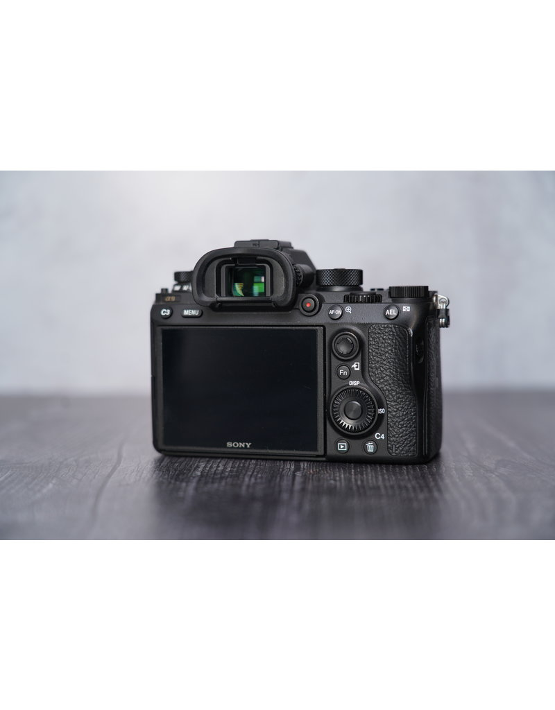 Sony Used Sony A9 Body Only w/ Original Box (Shutter Count 1100)