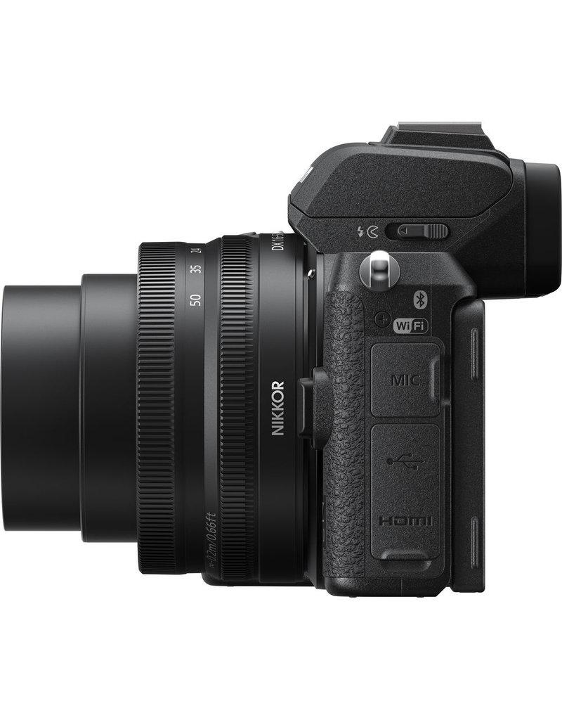 Nikon Nikon Z50 Mirrorless Camera with 16-50mm Lens