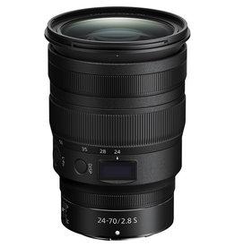 Nikon Nikon NIKKOR Z 24-70mm f/2.8 S Lens
