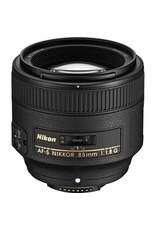 Nikon Nikon AF-S 85mm F/1.8 G