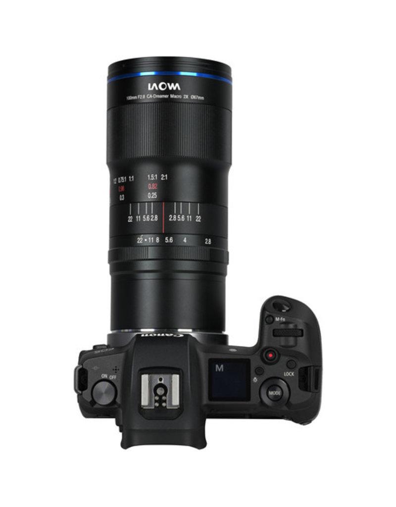 Venus Optics Laowa Venus Optics Laowa 100mm f/2.8 2X Ultra Macro APO Lens for Canon RF