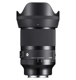 Sigma Sigma 35mm F/1.4 DG DN Art Lens for Sony E