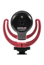 Rode Rode VideoMic GO Camera-Mount Shotgun Microphone