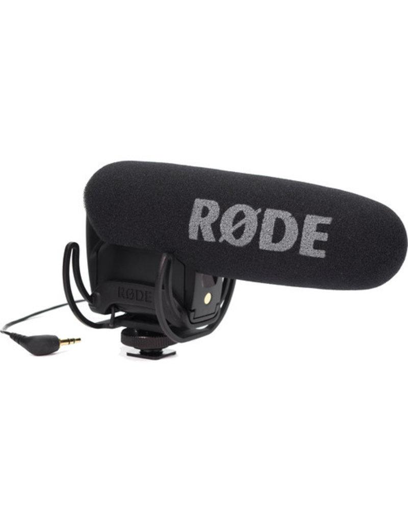 Rode Rode VideoMic Pro Camera-Mount Shotgun Microphone