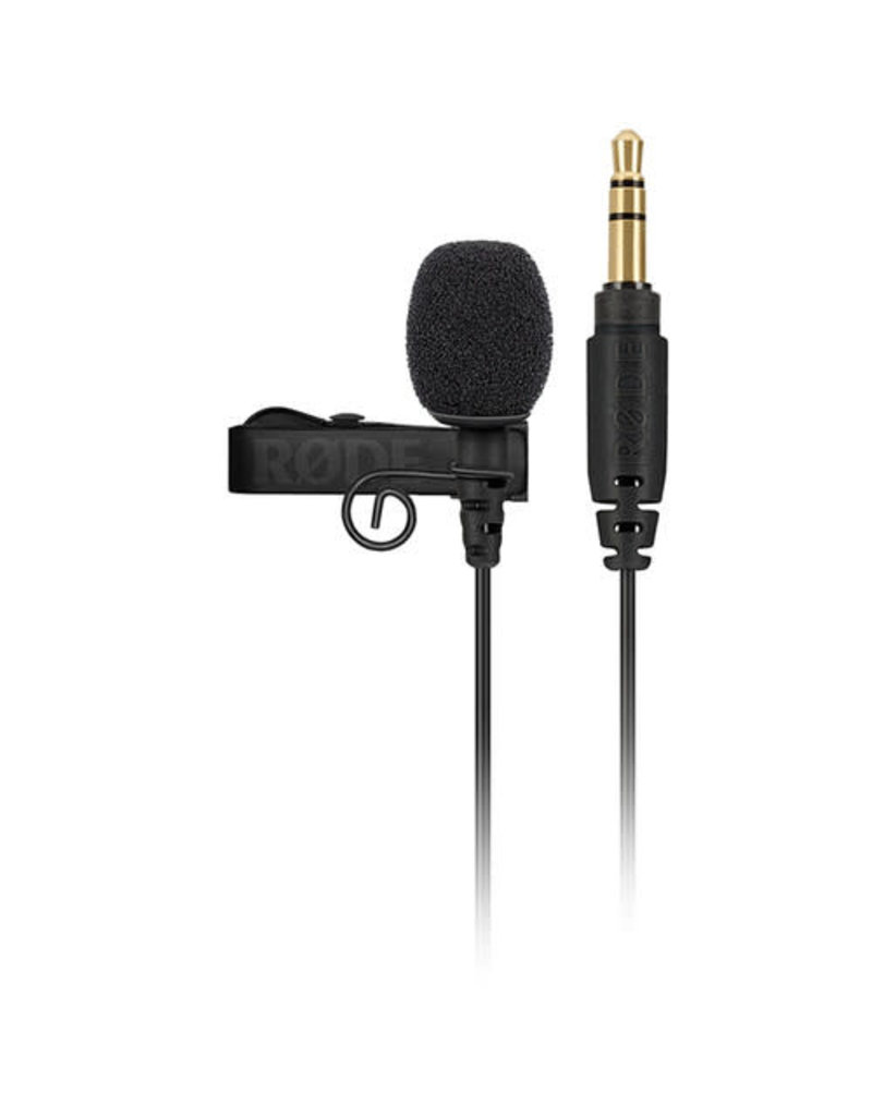 Rode Rode Lavalier GO Omnidirectional Lavalier Microphone for Wireless GO Systems