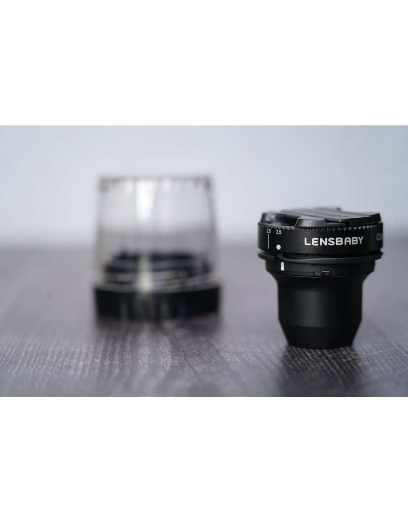 Lensbaby Used Lensbaby Pro Effects Kit for Canon EF (Missing 8mm Converter)