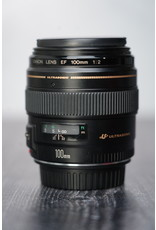 Canon Used Canon EF 100mm F/2 USM Lens