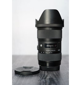Sigma Used Sigma 18-35mm F/1.8 for Canon Mount