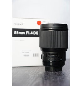Sigma Used Sigma 85mm F/1.4 Art for Canon