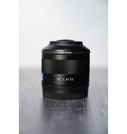 Sony Used Sony 35mm F/2.8 Zeiss Lens
