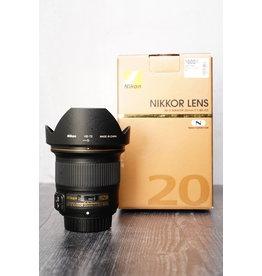 Nikon Used Nikon 20mm F/1.8 G ED