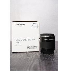 Tamron Used Tamron 2X Teleconverter for Nikon F
