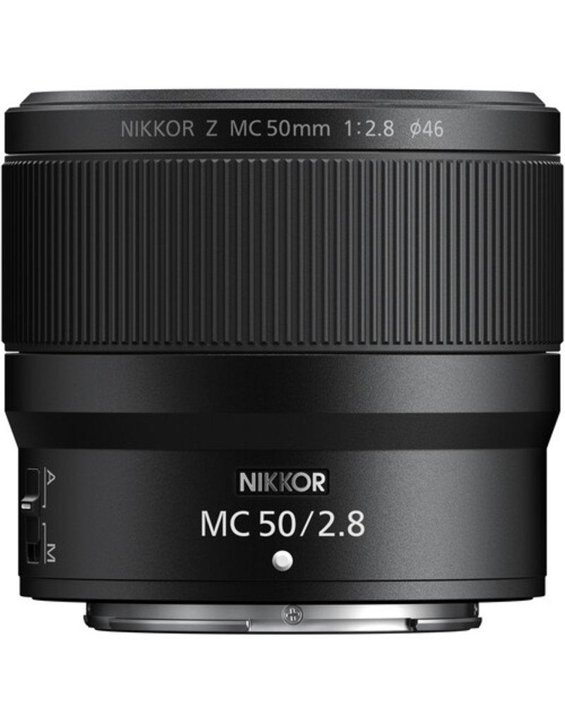 Nikon Nikon NIKKOR Z MC 50mm F/2.8 Macro Lens