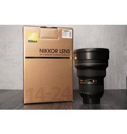 Nikon Used Nikon 14-24mm F/2.8 G ED Lens w/ Original Box