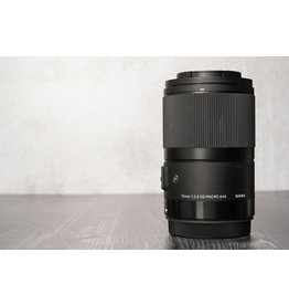 Sigma Used Sigma 70mm F/2.8 DG Macro Lens for Canon EF