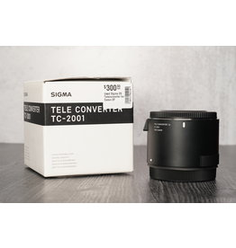 Sigma Used Sigma 2X Teleconverter for Canon EF