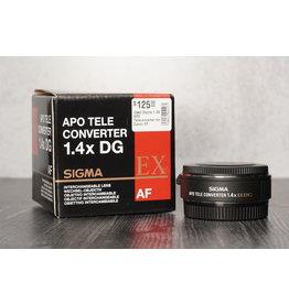 Sigma Used Sigma 1.4X APO Teleconverter for Canon EF
