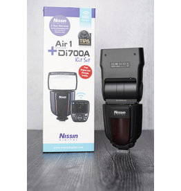 Nissin Nissin Di700A Kit *MISSING AIR 1 COMMANDER*