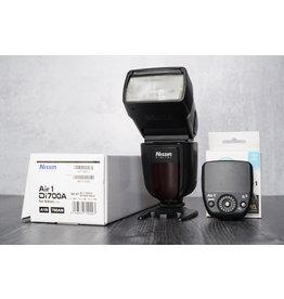 Nissin Used Nissin Di700A Flash & Air 1 Commander for Nikon Cameras