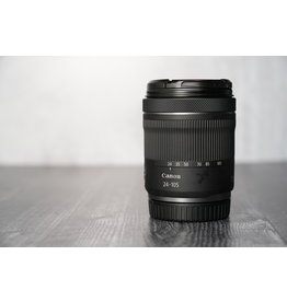 Canon Used Canon RF 24-105mm F/4.-7.1 IS STM Lens
