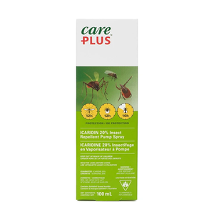 Global Medikit Care Plus Icaridin 20% Pump Spray