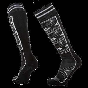 Le Bent Le Sock Snow Light-Black