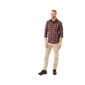 Royal Robbins Men's Thermotech Drake Plaid Long Sleeve