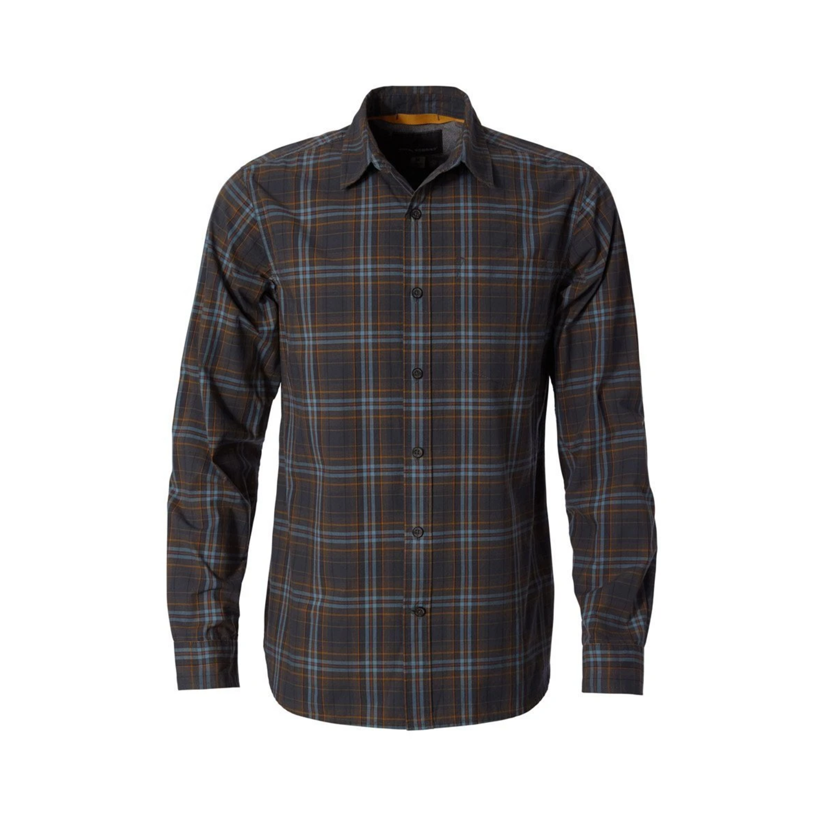 Royal Robbins Men's Trouvaille Plaid Long Sleeve