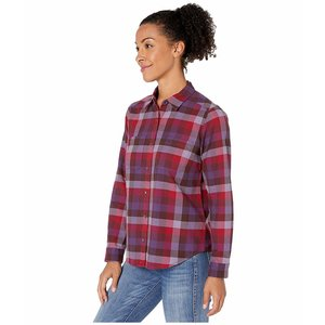 Royal Robbins Women's Lieback Flannel Long Sleeve