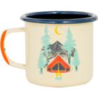 United By Blue Tent Dreams 12 oz. Enamel Mug