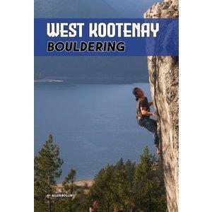 Allen Rollin Publishing West Kootenay Bouldering