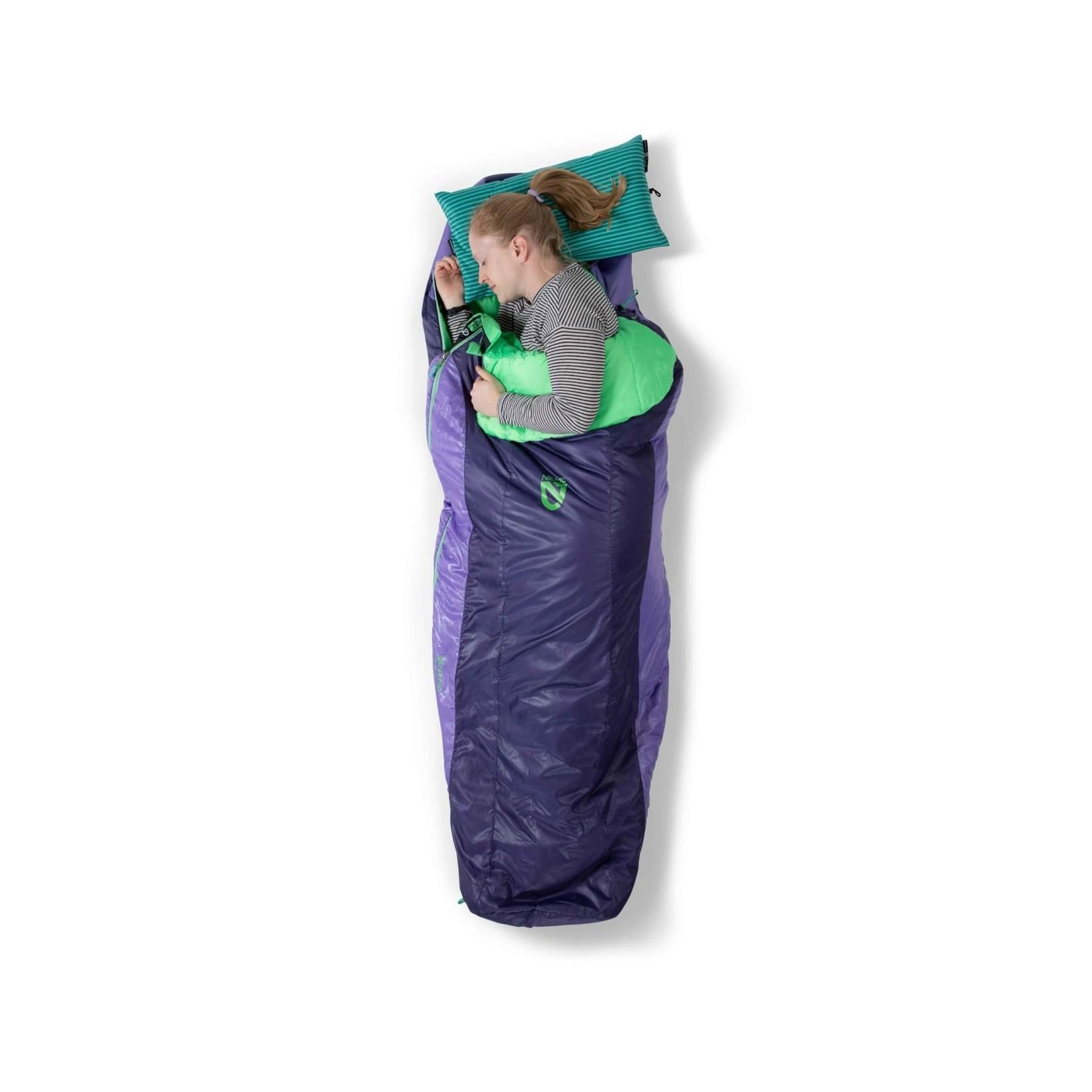 NEMO Tempo™ Women's Synthetic Sleeping Bag
