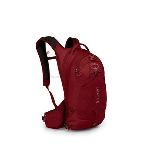 Osprey Raptor  Wildfire Red 10 L