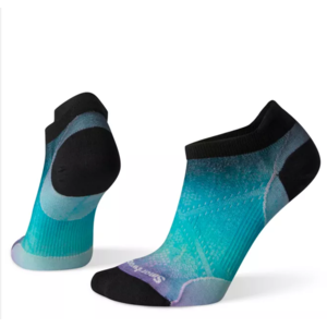 Smartwool Women's PhD® Run Ultra Light Ombre Print Micro Socks