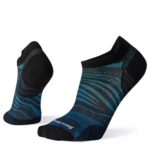 Smartwool PhD® Run Ultra Light Wave Print Micro Socks