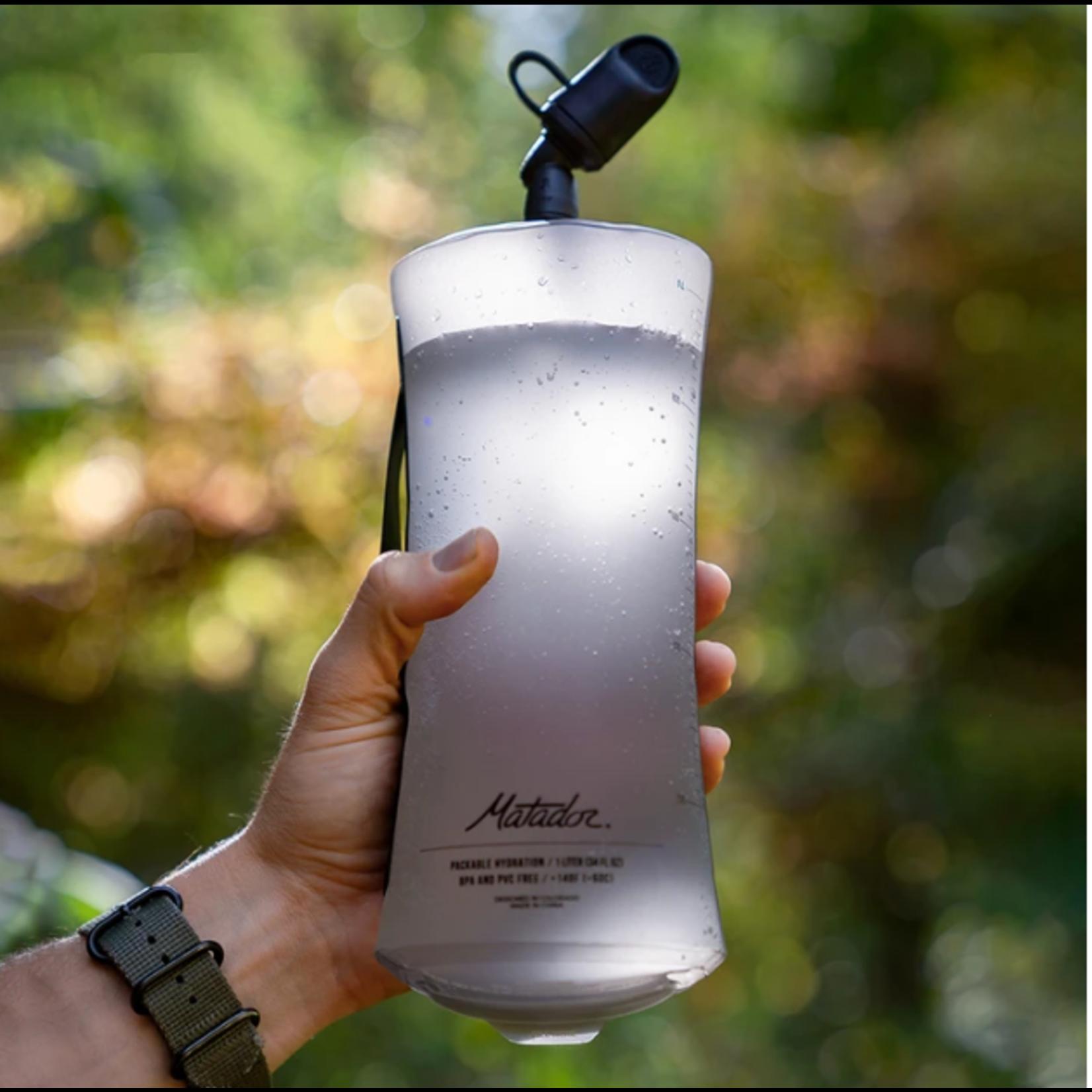 Matador Packable Hydration Bottle