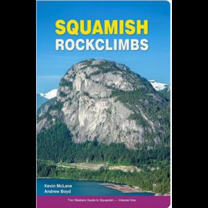 High Col Squamish Rockclimbs