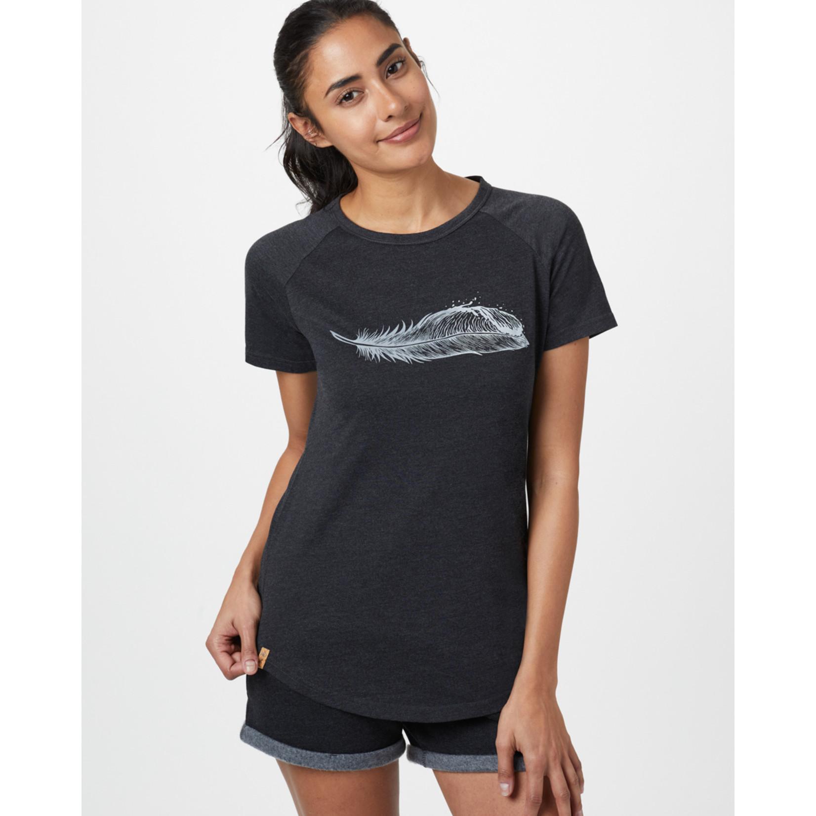 tentree® Women Feather Raglan T-shirt