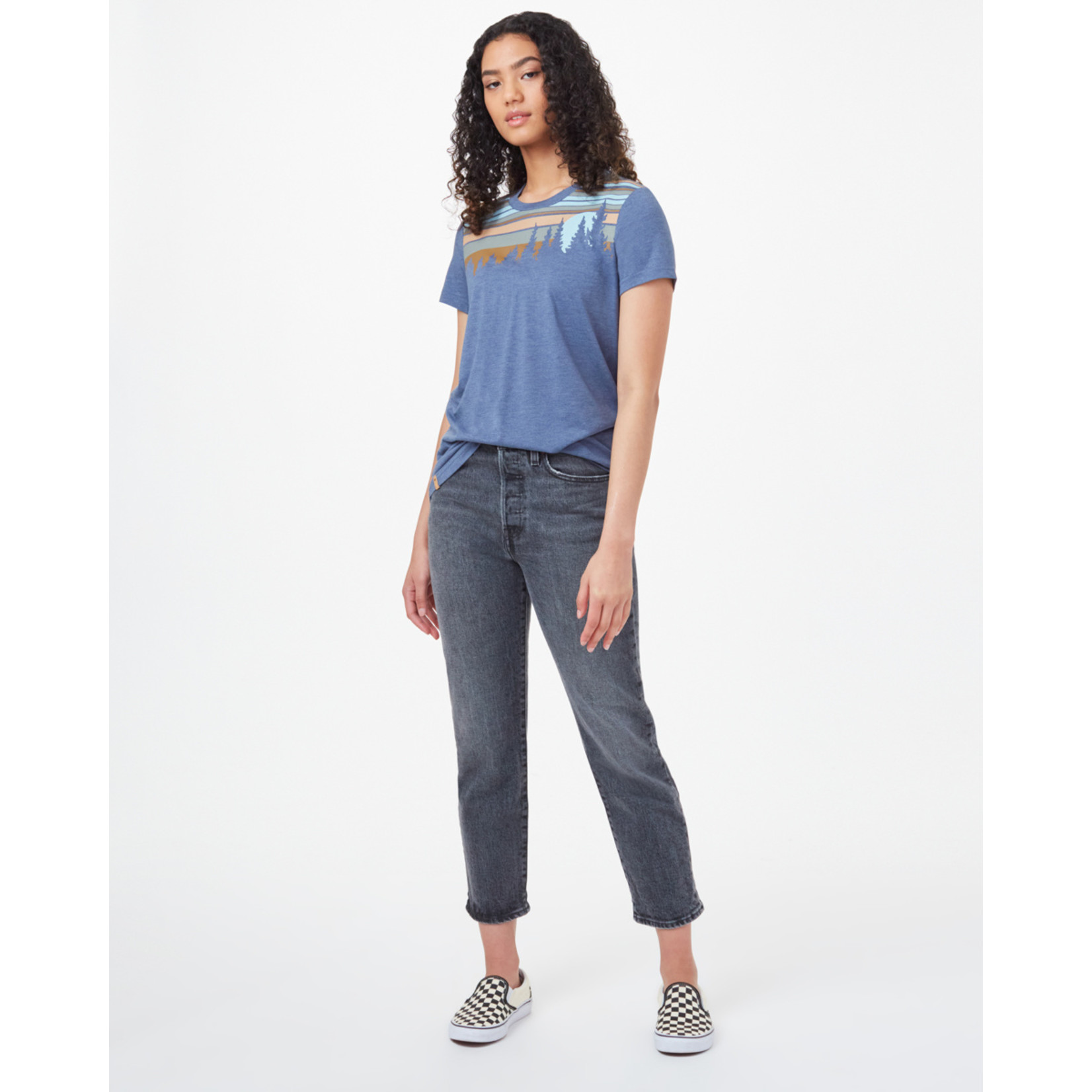 tentree® Women Retro Juniper Classic T-Shirt