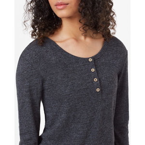 tentree® Women's Hemp Henley Longsleeve