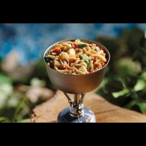 Happy Yak Vegetable and Peanut  Pad Thaï