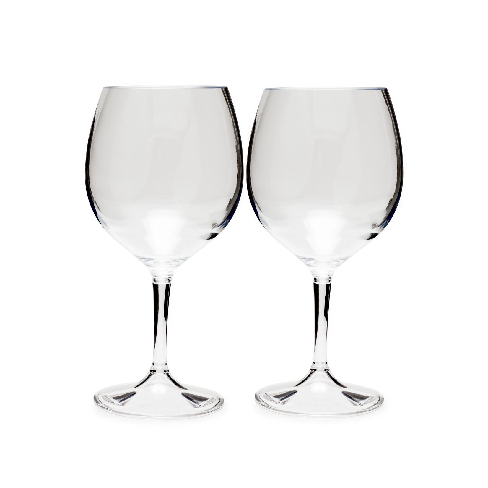 GSI NESTING RED WINE GLASS SET