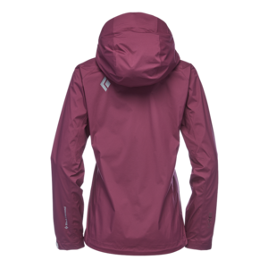 Black Diamond Black Diamond- Women Stormline Stretch Rain Shell