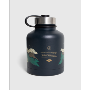 United By Blue Mountains are calling 32oz Growler