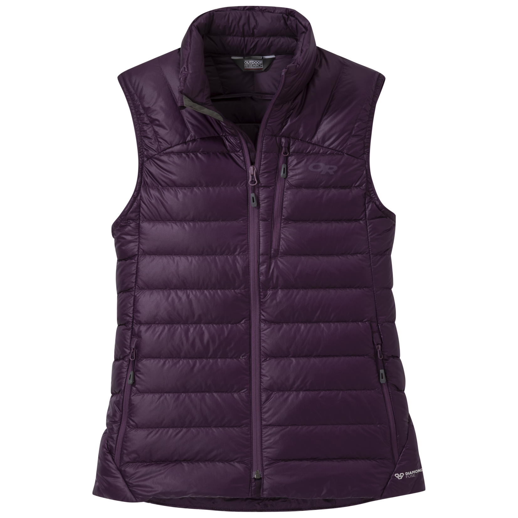 OR Outdoor Research OR Women's Helium Down Vest