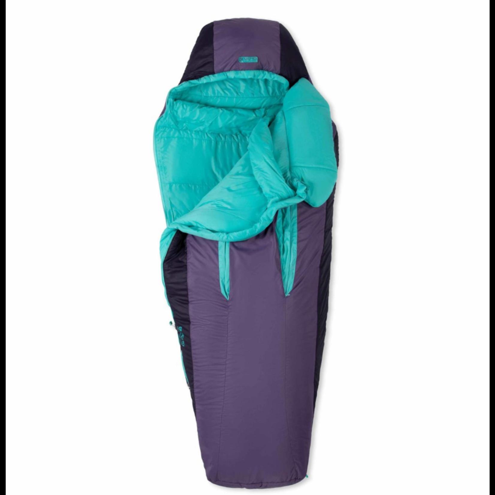 NEMO Forte™ 20 Women's Synthetic Sleeping Bag