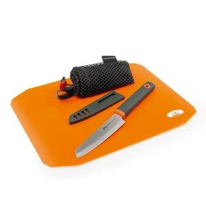 GSI Rollup Cutting Board Knife Set