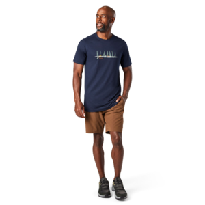 Smartwool Men's Merino Sport 150 Camping With Friends