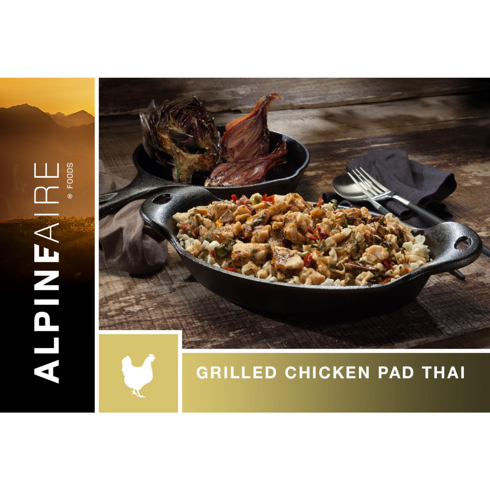 ALPINEAIRE Grilled Chicken Pad Thai