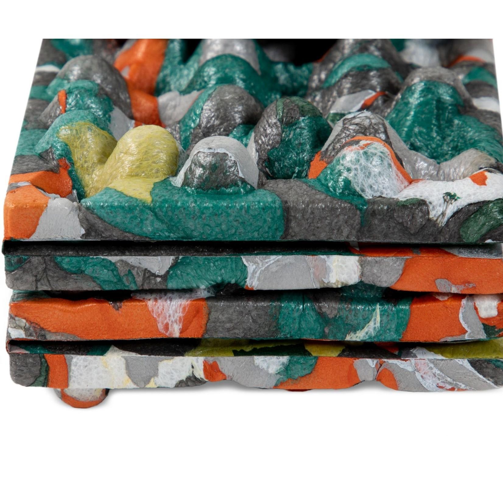 NEMO Chipper™ Reclaimed Closed-Cell Foam Seat